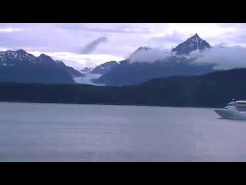 MS Oosterdam: Evening Scenes, Lynn Canal/Stephens Passage, June '14