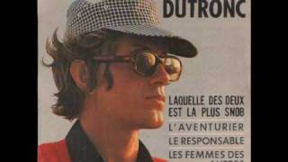 JACQUES DUTRONC - LE RESPONSABLE