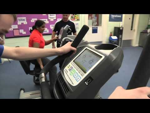 SCIFIT Cardio Equipment For Inclusive Fitness Exercise