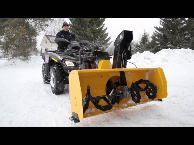 Cadet Brp Winter Pro Snow Blower