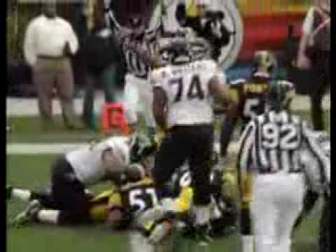 Jaguars vs  Steelers 2005 OT