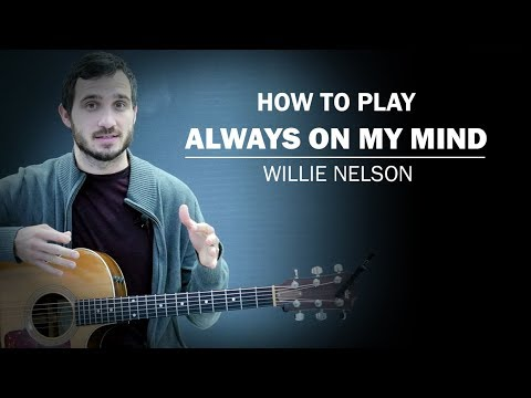 Always On My Mind (Willie Nelson) | How To Play | Beginner Guitar Lesson