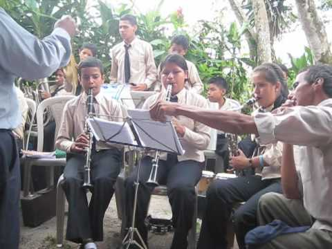 SOPPEXCCA Youth Orchestra Jinotega, Nicaragua