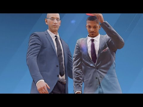 NBA Live 18 The One - The NBA Draft!
