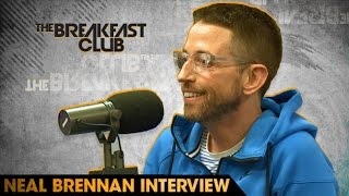 Neal Brennan On 3 Mics, Collabing with Dave Chappelle & Why Amy Schumer Blocked Charlamagne