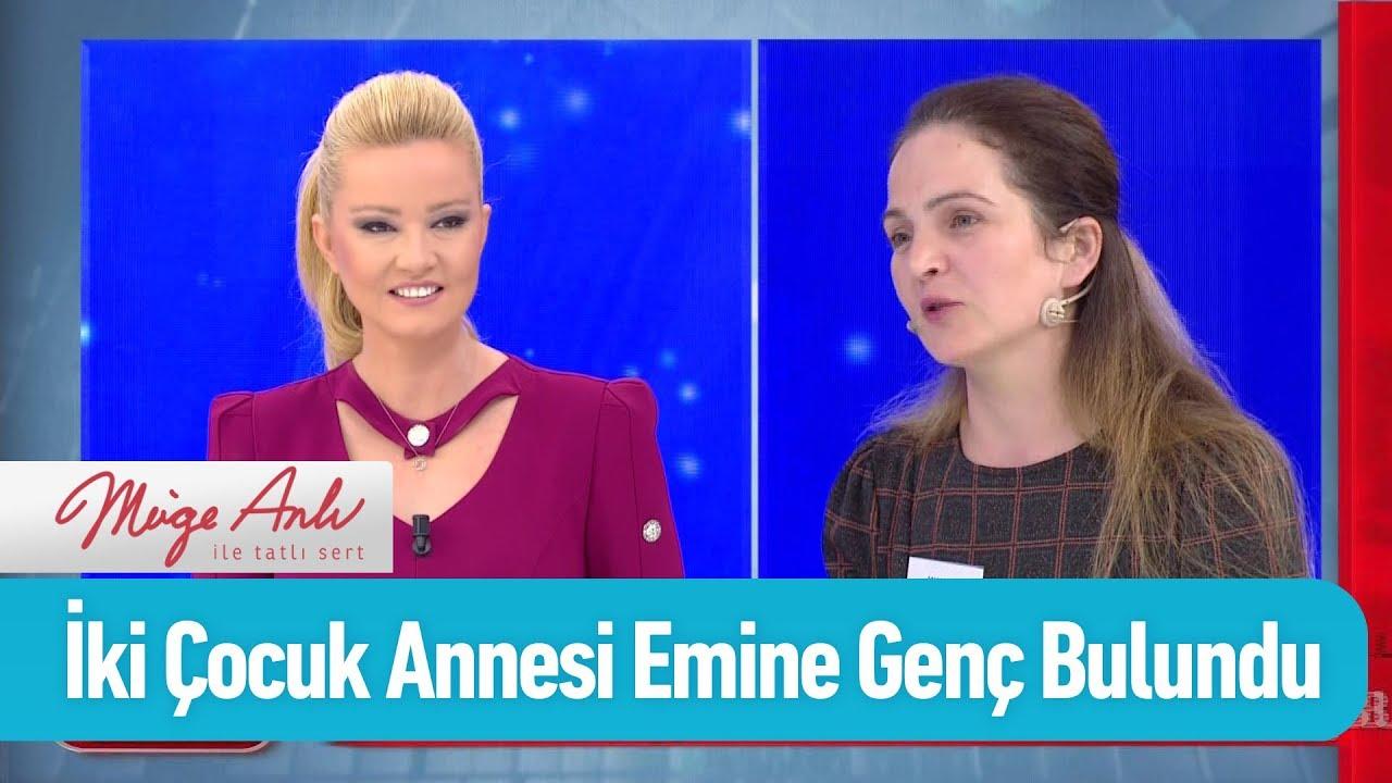İki çocuk annesi Emine Genç bulundu - Müge Anlı ile Tatlı Sert 16 Ekim 2019