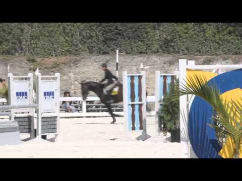 #2 Horse Jumping Bermuda March 18 2012