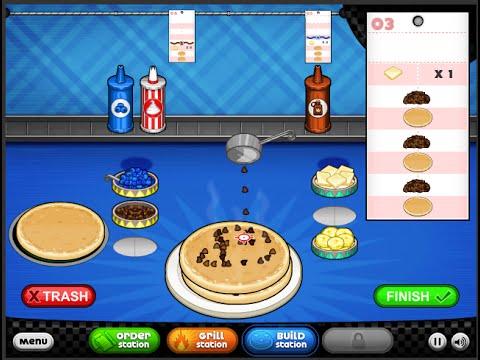 Descargar juegos de papa s parte 2 youtube - Jeux de cuisine papa louie pancakeria ...
