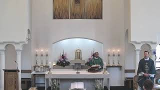 Sunday 2nd August 1030 Mass at St Albans