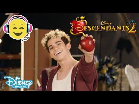 Descendants 2 | Ways to be Wicked: Dance Tutorial | Official Disney Channel UK