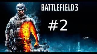 Battlefield 3 Campaign Walkthrough HD Part 2 - Gameplay