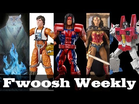 Weekly! Ep125: NYCC, Star Wars, Marvel Legends, DC Essentials, Transformers, Fortnite, More!