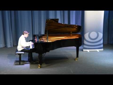 """Mark Pevzner (12), 1.Preis beim Bundeswettbewerb """"Jugend musiziert"""""""