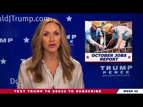 WATCH THE REAL NEWS: Lara Trump Weekly Update On The Real News on President Donald Trump 11/10/17