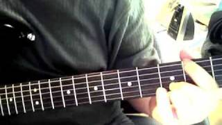 How to play Hey There Delilah on Guitar (Easy Version)