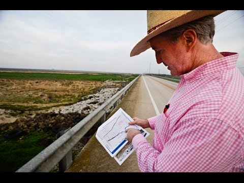 Groundwater Subsidence in Madera County