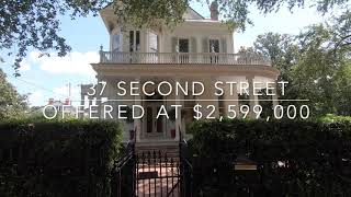 Immaculate Garden District Queen Anne Victorian | $2,599,000 | 1137 Second St. | Chris Smith Homes