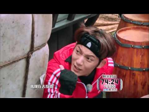 《全员加速中》未播花絮第2期:王丽坤天赋凛然全程隐身 - Run for Time Unreleased Footage: Wang Likun Good at Hiding -【芒果TV官方版】