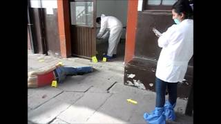 Repeat youtube video PRACTICA DE CRIMINALISTICA 1