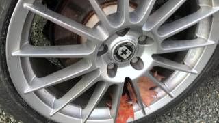 My First Flat Tire in the MK7 Golf R