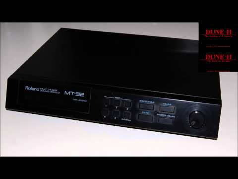 Dune 2 - Roland MT-32 Soundtrack