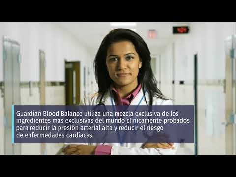 Blood Balance Advanced Formula - España