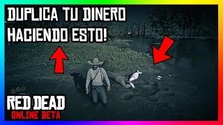 Si QUIERES SER MILLONARIO tienes que HACER ESTO en Red Dead Redemption 2 Online!!