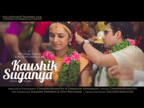 South Indian Wedding Video By Focuzstudios Kaushik Suganya