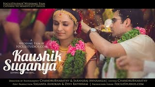 South Indian Wedding Video by FocuzStudios.com | Kaushik+Suganya