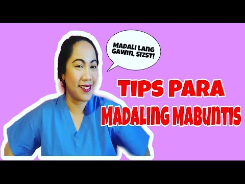 Paano Mabuntis ng Mabilis at Kailan ang Ovulation Period| Best Time to get Pregnant