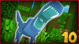 "Minecraft Jurassic World - Jurassic Park - Finale!!! #10 - ""Jurassic Craft Roleplay"