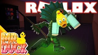 BEING ABDUCTED BY A FISH MONSTER - Roblox Cryptik