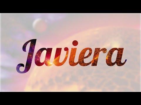Significado de Javiera, nombre Español para tu bebe niño o niña (origen y personalidad)