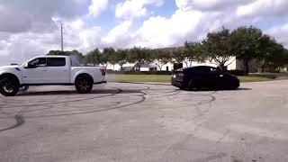 Tesla Model X VS. Ford F150