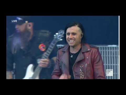 Three Days Grace - Infra-Red [Live Rock Am Ring 2019]