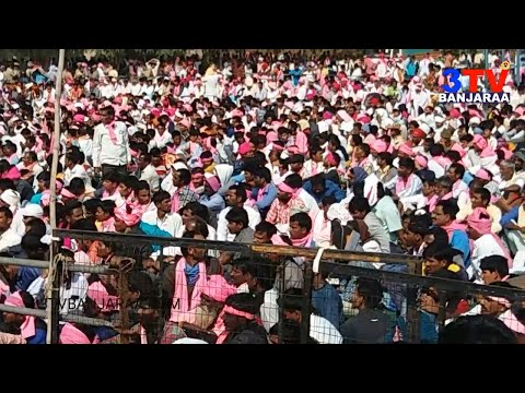 Lambadila Shankaravam..లంబాడీల శంఖారావం..పది లక్షల మంది హజరు || Hyderabad || 3TV BANJARAA