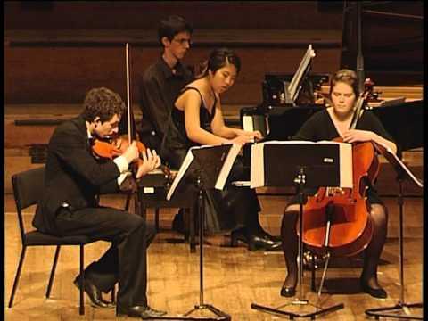 Dreamscapes Quartet - 2012 Winning Original Composition Performance NZCT Chamber Music Contest
