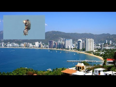Photo of Unidentified Object taken on Sunday in Acapulco, Guerrero, Mexico