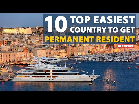 Top Easiest Country To Get PR In Europe | melshams