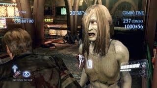 Resident Evil 6 PC - Melee One-hit Kill and Mercenaries Timer Hacks