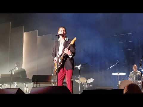 Arctic Monkeys Crying Lightning Arena Birmingham 15th September 2018
