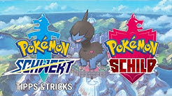 Pokemon Schwert und Schild - KAPUNO FANGEN