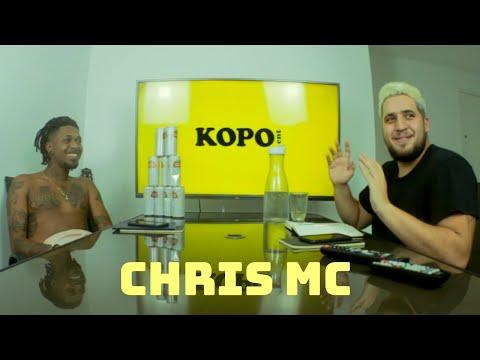 CHRIS MC FALA SOBRE RAP, PAGODE, CENA DE BH E CERVEJA - KOPO Entrevista #6