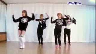 """Waveya GOT7 GIRLS GIRLS GIRLS ê°ì""""¸ë¸ cover dance 웨이브야"""