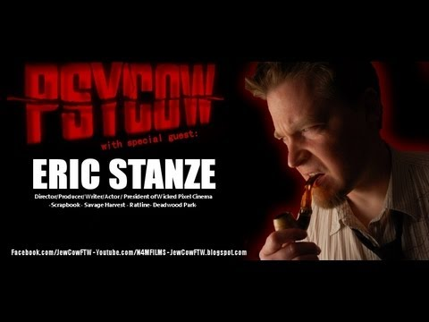 Eric Stanze Interview - PSYCOW Ep. 14