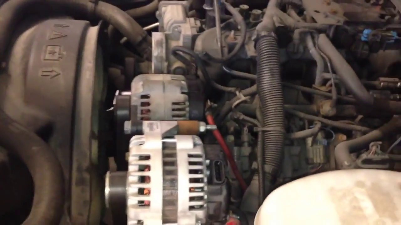 how to install a dual alternator kit [ 1280 x 720 Pixel ]