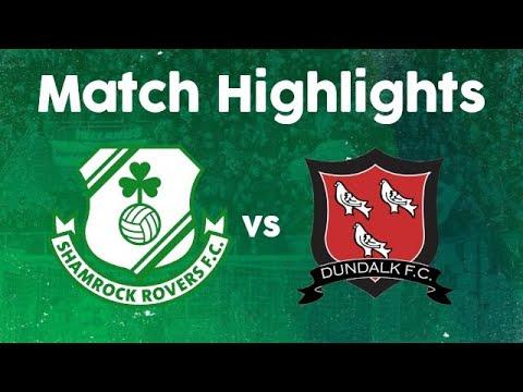 Match Highlights | Shamrock Rovers 2-1 Dundalk | 2 April 2021