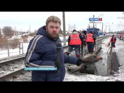 Без шанса выжить: в Кукуштане легковушка попала под поезд