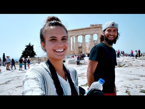 Travel Vlog | Greece 2017
