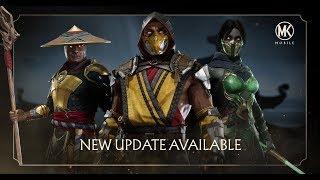 Mortal Kombat Mobile - Regresa Mortal Kombat Mobile con muchas actualizaciones
